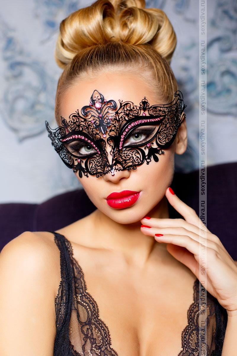 Эротическая маска кошки 17 фотография