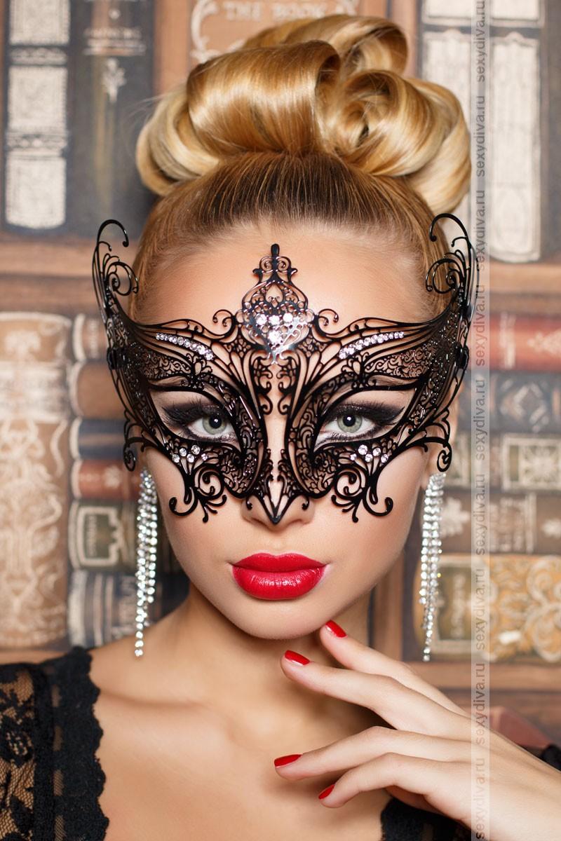 Эротическая маска кошки 6 фотография
