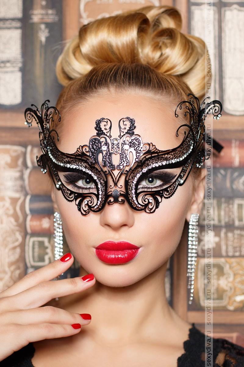 Эротическая маска кошки 4 фотография