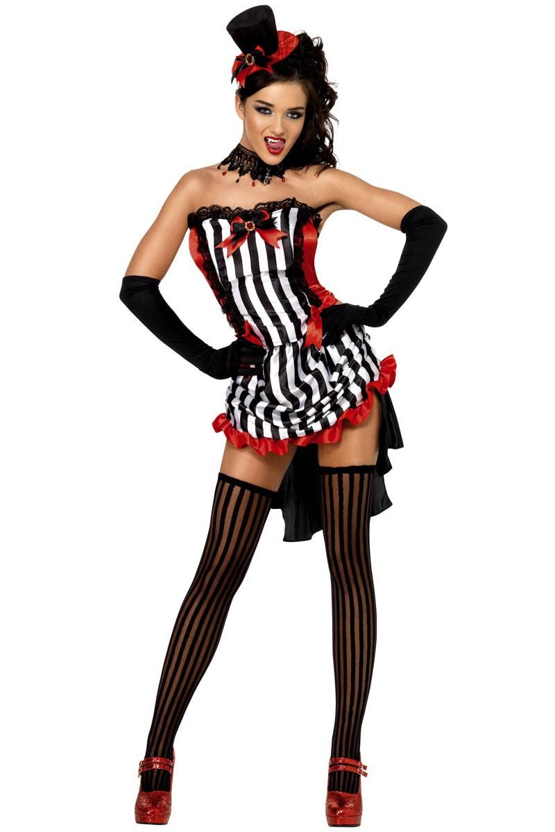 Sexy vampire halloween costume fucking clip